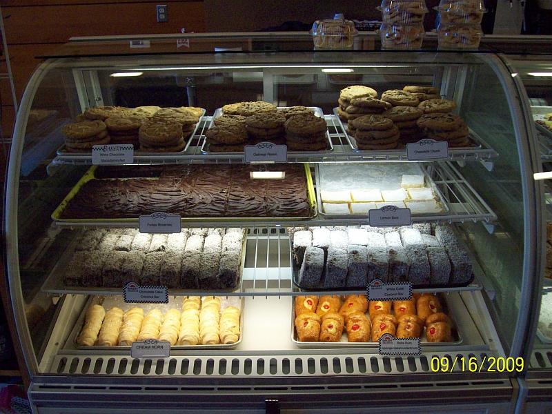 Bakery case 1