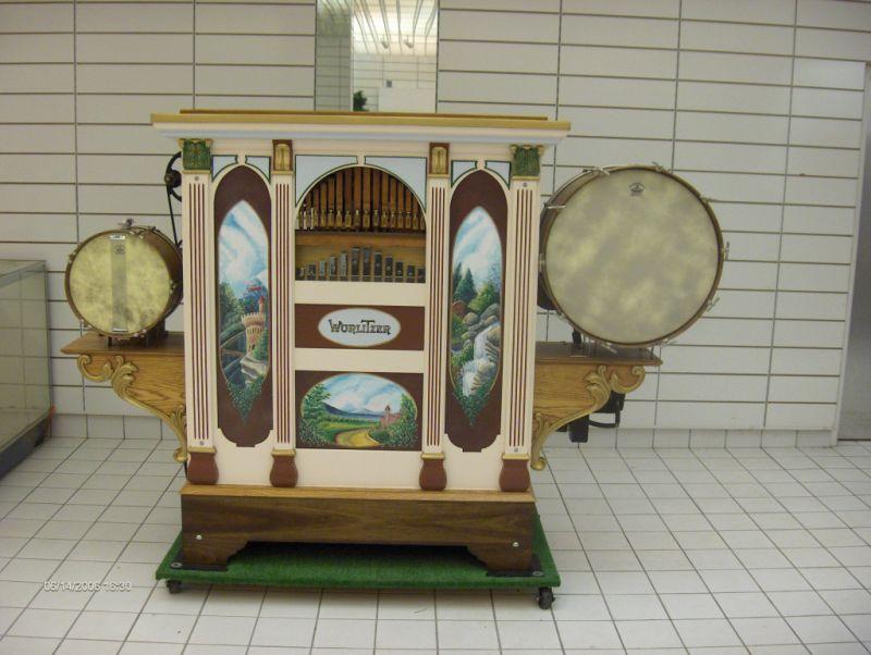 Band Organ a