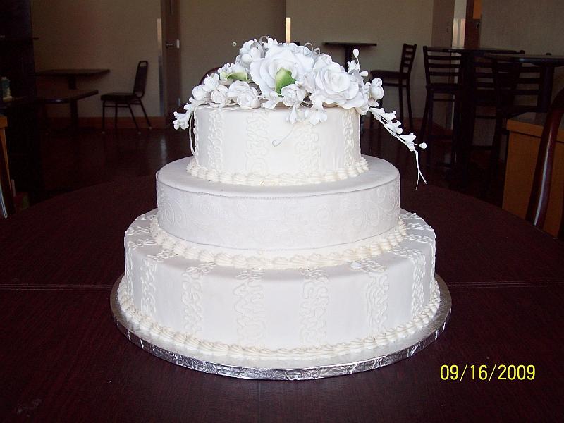 Wedding cake (short)